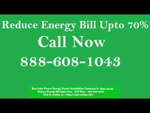 Best Solar Power (Energy Panels) Installation Company in Chatham New Jersey NJ