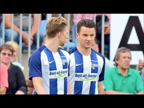 Bundesliga 2016 | Hertha Berlin Beat Schalke 2-0