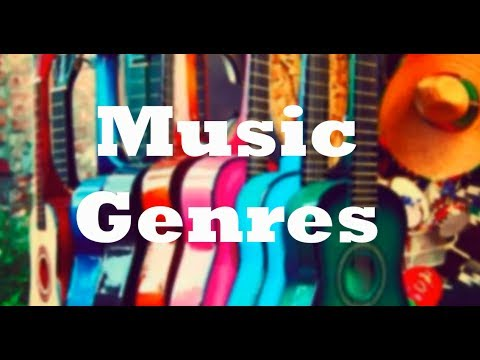Music Genres (funny)