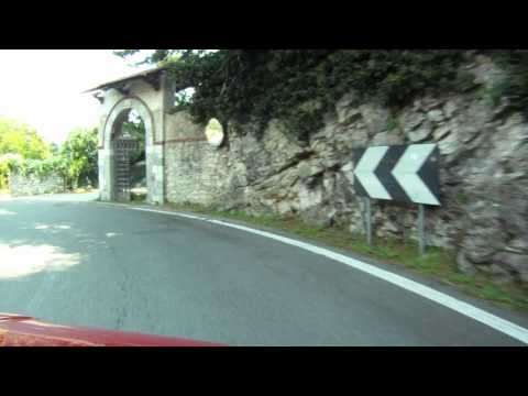 Fiat 500 Twinair driving james bond quantum of solace route