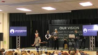 VIDEO - Ken Freeman - November 3, 2019
