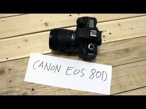 Review Canon EOS 80D Bahasa Indonesia
