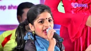 Sun singer Aalina Child performance with the song Soi soi from the movie kumki