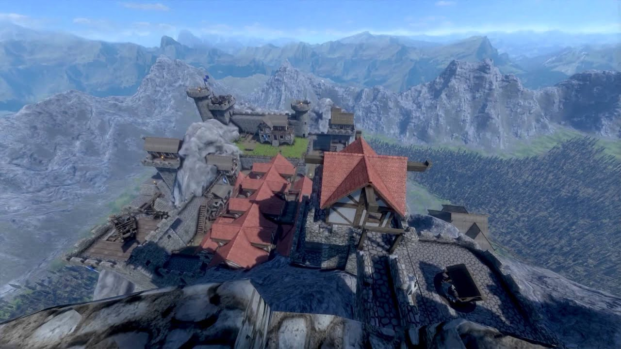 Medieval Engineers Remove Building
