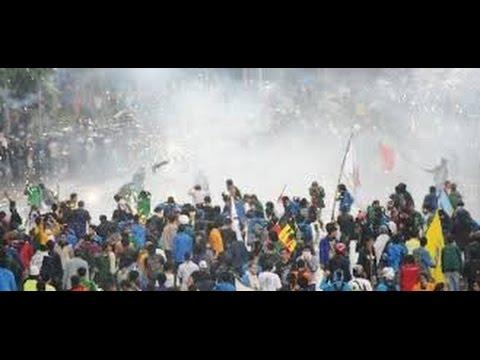 Lagu wajib Mahasiswa Indonesia Darah Juang, Totalitas Perjuangan dan Buruh Tani