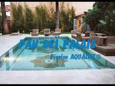 Aqualift piscine fond mobile le pre pan de palais siesta for Piscine fond mobile aqualift prix
