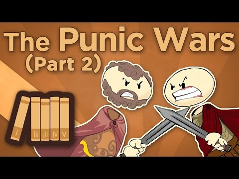 Rome: The Punic Wars - The Second Punic War Begins - Extra History - #2