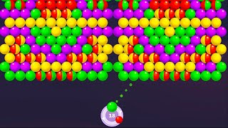 Bubble Shooter | Bubble Shooter Rainbow Part 2 - Android Gameplay screenshot 4
