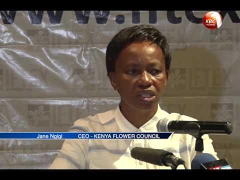 Kenya to host International Flower Trade Expo
