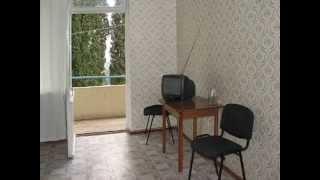 видео Пансионат У монастыря | Размещение в пансионате У монастыря | Отели и пансионаты Абхазии