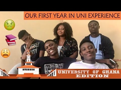 FIRST YEAR UNI TIPS EVERY FRESHER SHOULD KNOW! EXPERIENCE,ACCOMODATION AND ADVICE || UNI IN GHANA