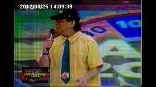 "BAHAY KUBO 2012 The New Version "" JOEY DE LEON """
