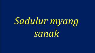 Gambar cover Sekar Macapat Maskumambang PL. Br.wmv