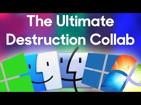The Ultimate Destruction Collab