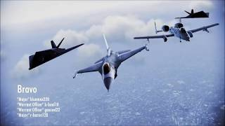 "Ace Combat: Infinity ""Co-op Missions"" Trailer"