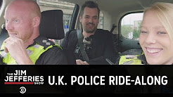Jim's U.K. Police Ride-Along