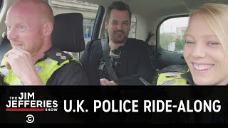 Jim embeds himself with police in Birmingham, England, to find out ...