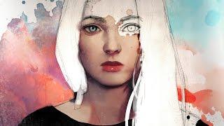 【LIVE ART STREAM】Watercolor Portrait