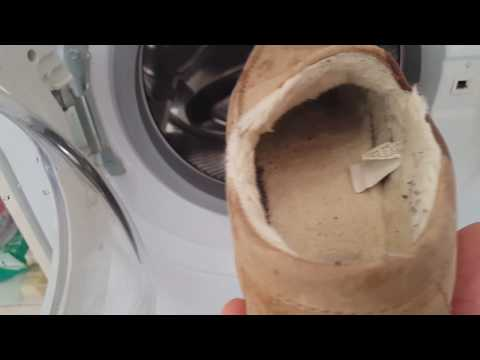 How to Clean Your Ugg Slippers!