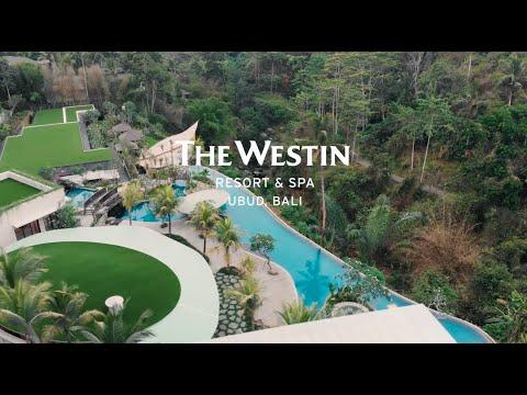 Energize & Rejuvenate At The Westin Resort & Spa Ubud, Bali