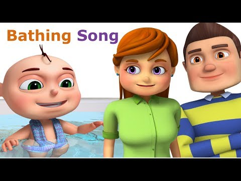 Thumbnail: Good Habits Song For Babies (Single) | Five Little Babies Bathing In a Tub | Original Kids Songs