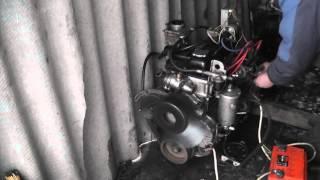 видео Двигатель ЗМЗ-402