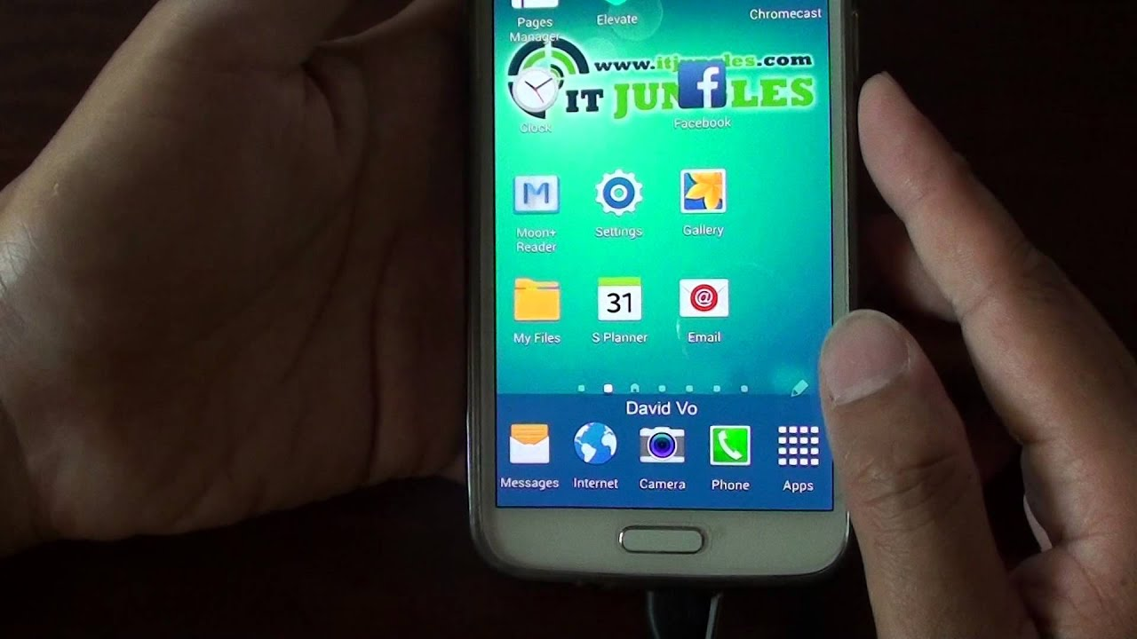 Samsung Galaxy S5: How to Bring Back the Missing Keyboard ...