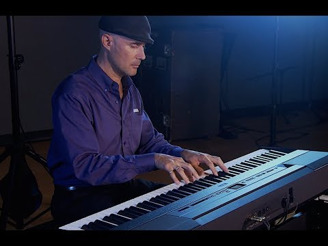Yamaha P-515 Digital Piano - All Playing, No Talking!