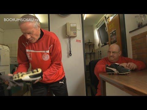 Kult-Zeugwart Frank Huber der SG Wattenscheid 09