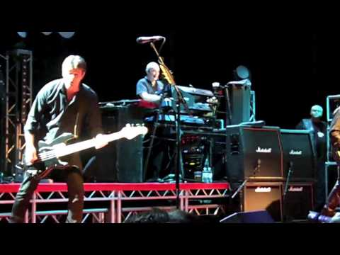 """The Stranglers - """"Sometimes"""" at The Roundhouse, London, 9 March 2012"""
