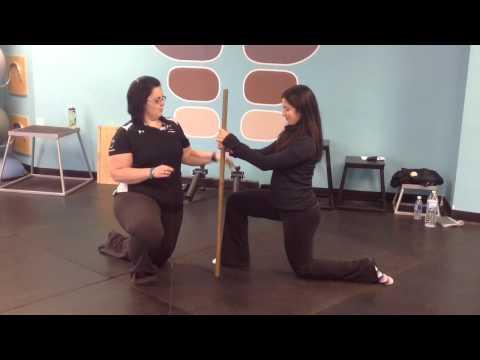 Active Recovery: Hip Flexor Stretch