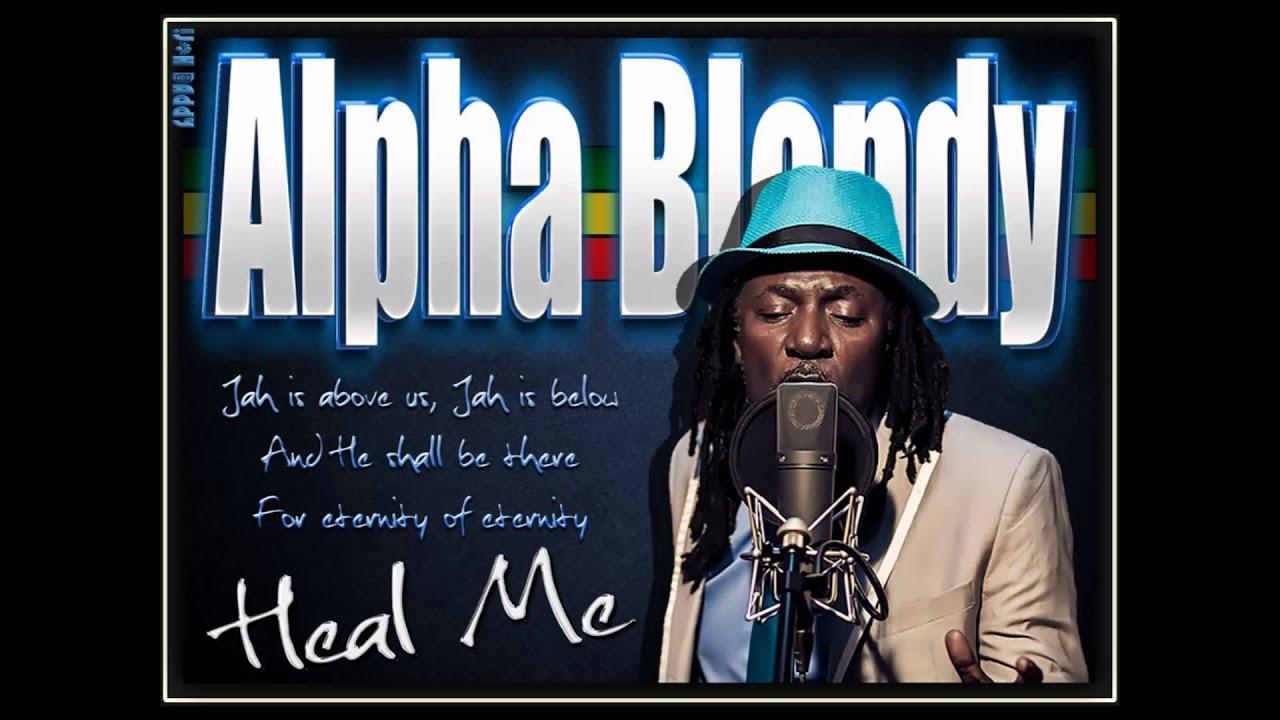 alpha blondy heal me