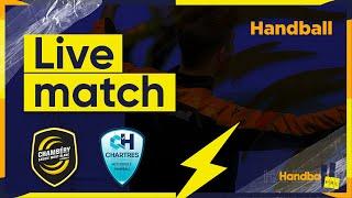 Chambéry/Chartres J14 Lidl Starligue 2020/2021