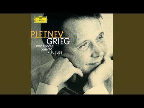 Grieg: Lyric Pieces IV, Op.47 - No. 3 Melodie mp3