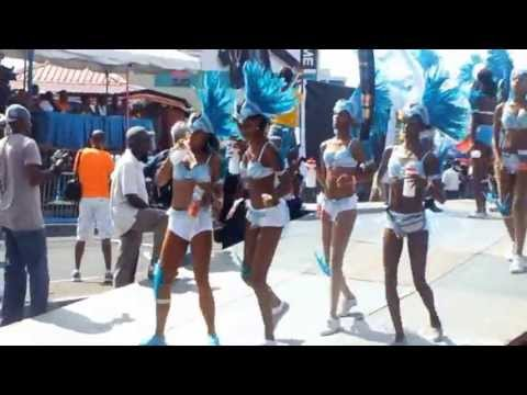 Exploring St. Lucia: St.Lucia Carnival 2013