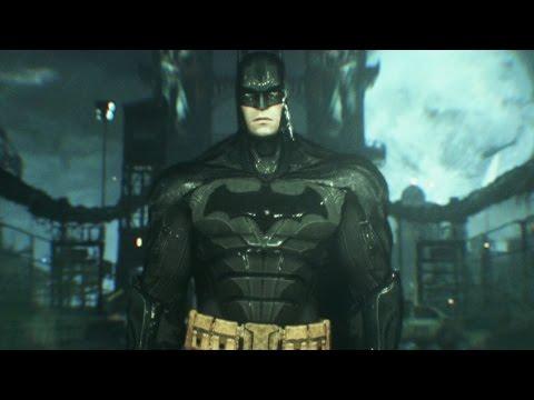 Batman: Arkham Knight: Injustice Skin Mod |