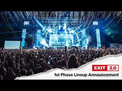 EXIT Festival 2020 | 1st Phase Lineup Announcement
