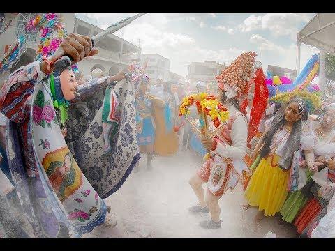 Carnaval Zoque Coiteco, el colorido festival donde tres culturas convergen