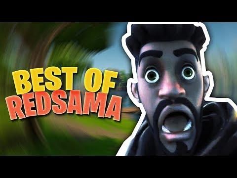BEST OF REDSAMA/APORED   FORTNITE HIGHLIGHTS #1