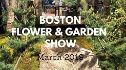 Visiting The Boston & Garden Show March 2019