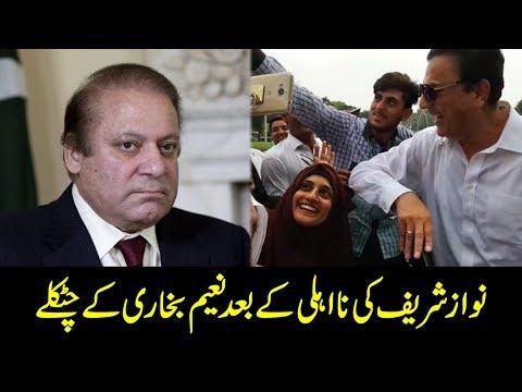 Naeem Bukhari Ka Nawaz Sharif Kie NA EHALI Kay Bad HANSI MAZAK