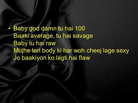 tareefan lyrics -Badshah - Most Popular Videos