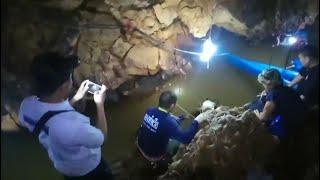 Thailand cave rescue now a 'race against the rain'