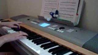Winter Sonata theme- piano