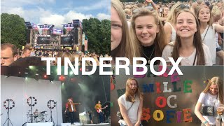 TINDERBOX VLOG - Bare Mille og Sofie