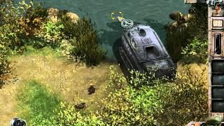 Commandos II: Men of courage - Bonus mission 3