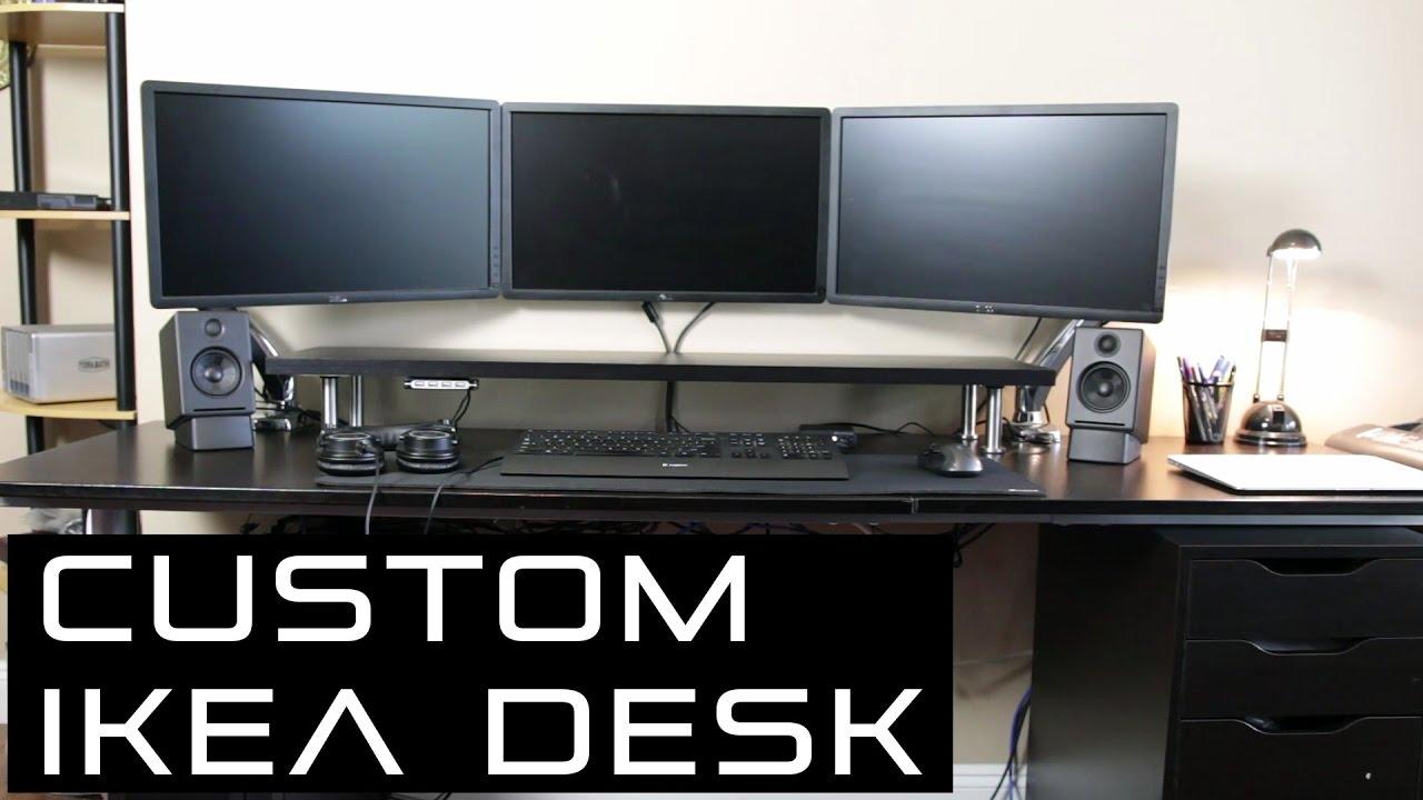 Computer Gaming Desk Ikea