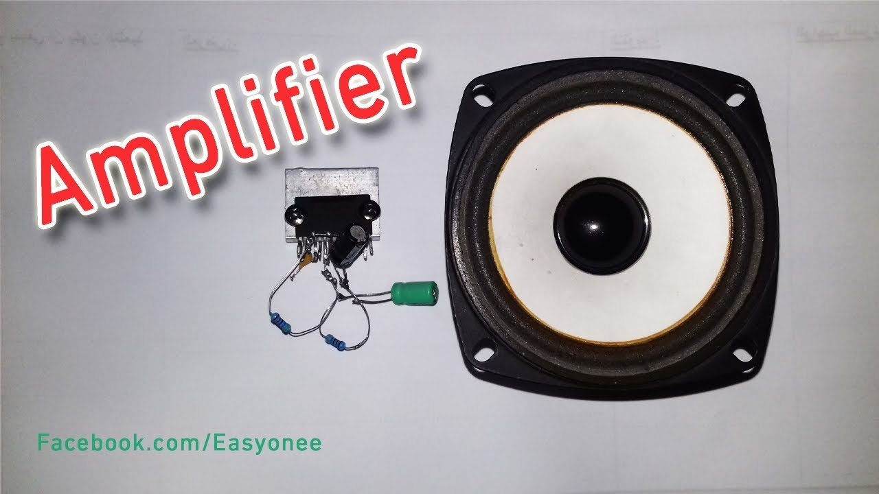 Tda7297 Diy Stereo Power Amplifier Devreler T Circuits Transistors Bd908 Bd907 18w Hifi Audio Xtronic How To Make Tda 7297 30w At Home Very Easy