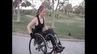 Breanna Baker - Athletic Manual Wheelchair