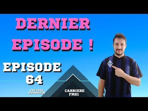 FM21 | CARRIERE MANNHEIM #64: LA DERNIERE (FINALE DE LDC)